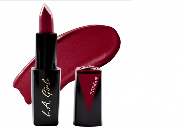 LA girl lipstick intrigue amaris beauty