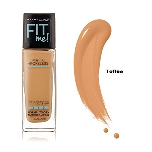 fit me maybelline foundation toffee amaris beauty solutions