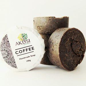 Coffee Scrub Soap Amaris Beauty Solutions