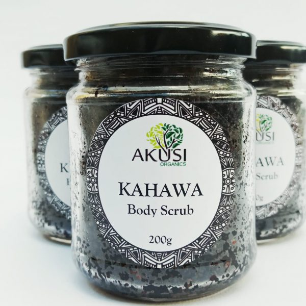Kahawa Scrub Amaris Beauty Solutions