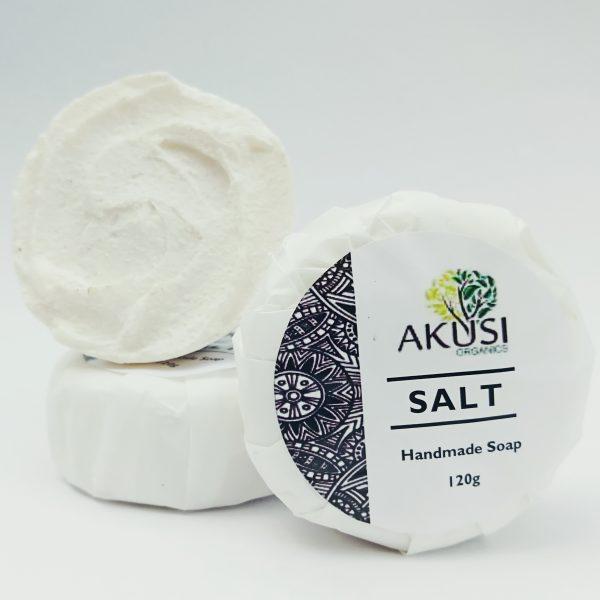 Salt Scrub Soap Amaris Beauty Solutions